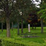 Parco esterno lato est