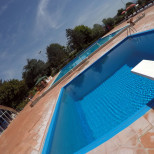 Particolare piscine esterne