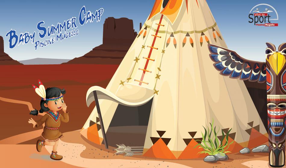 """Baby summer camp - Centro estivo in Mugello"""""""