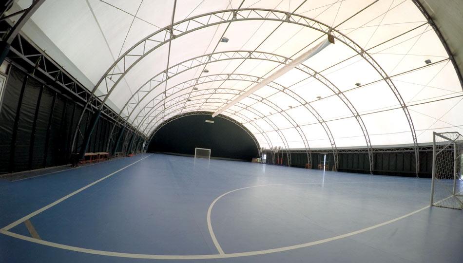 Copri Scopri tensostruttura per attività sportive a Borgo San Lorenzo