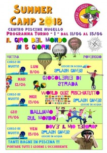 Summer Camp  01